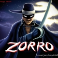 Recto digisleeve Zorro
