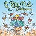Maquette Livre La reine des dragons