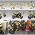 kit deco R1 - MT10 - ZX10R RL36