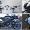 kit deco YAMAHA R6 2008-2016 1