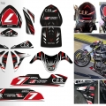 kit deco gsr 750 CER