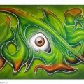 Acrylique-bombe-sur-panneau-en-bois-120x240cm