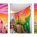 Peinture-murale--enfant