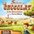 Affiche Salon du Chocolat 2016
